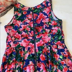 Milly Dresses - Milly for Kohl's fit and flare flowered dress